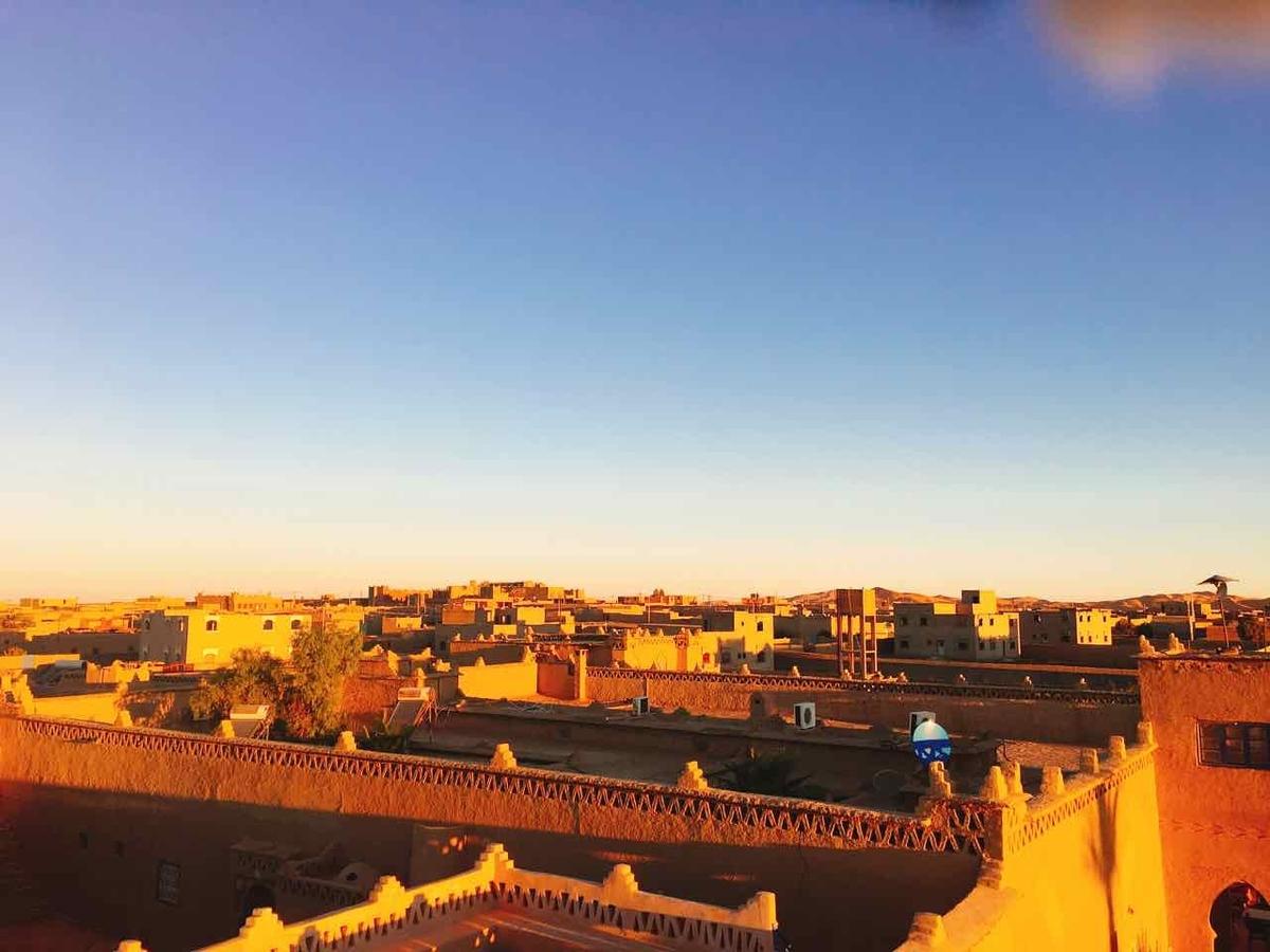 モロッコ メルズーガ