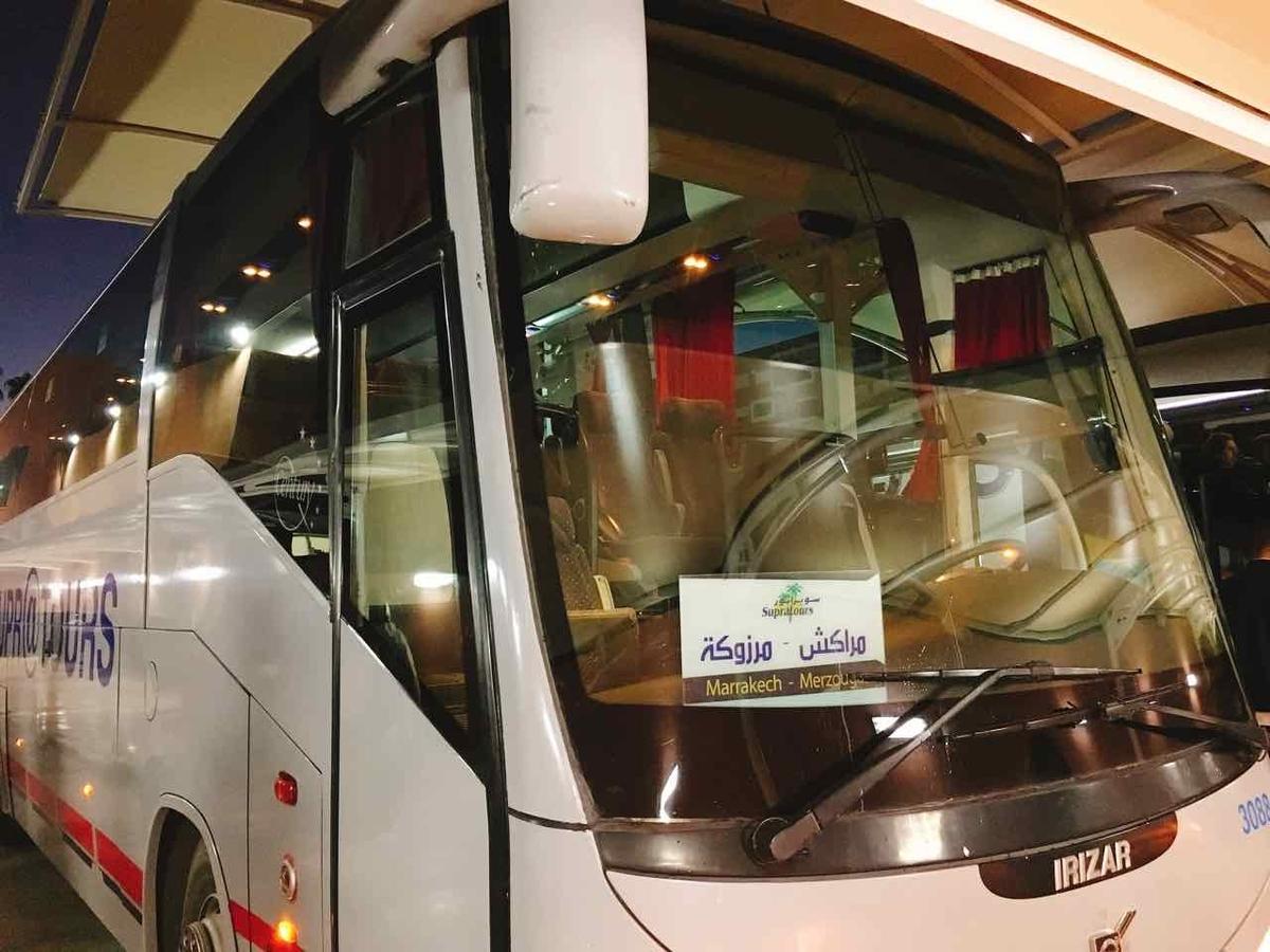 メルズーガ バス