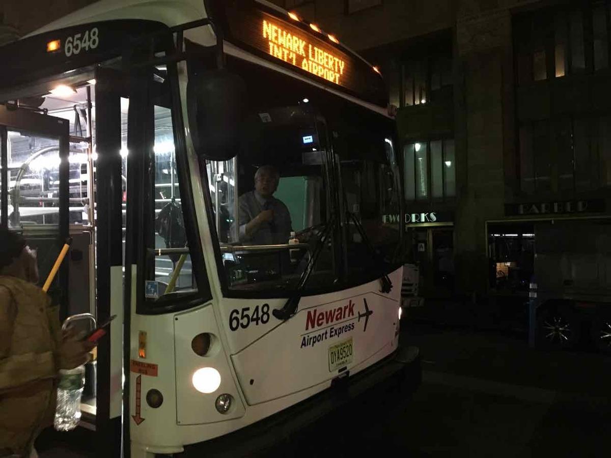 リバティアーク国際空港バス
