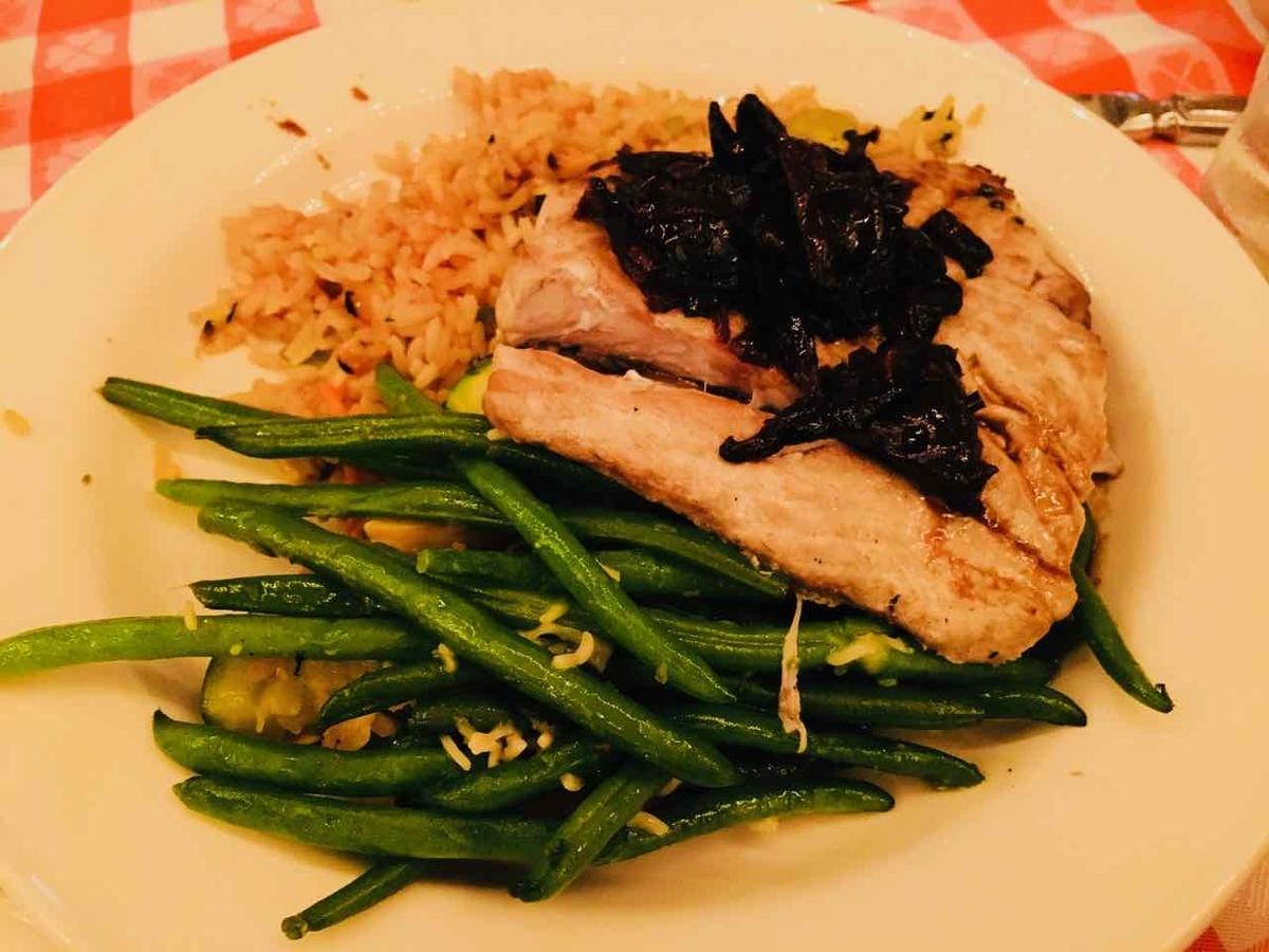 Bluefish Filet