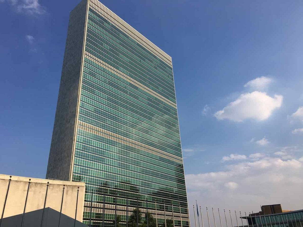 ニューヨーク 国連