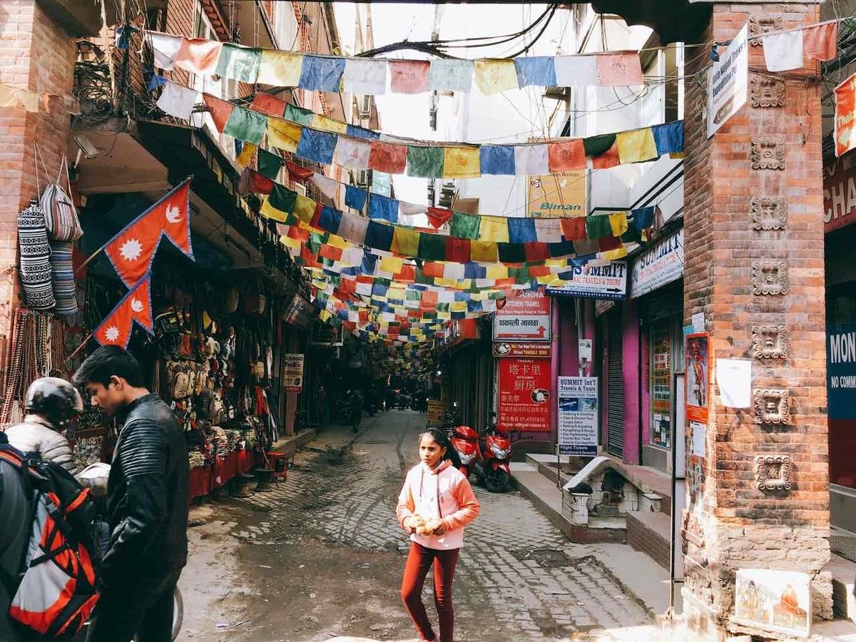 ネパール カトマンドゥ