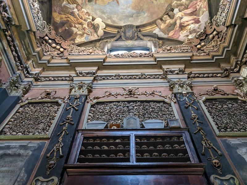 ミラノ 骸骨教会