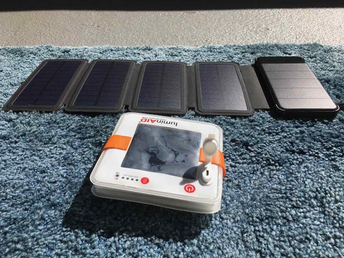 太陽光発電グッズ