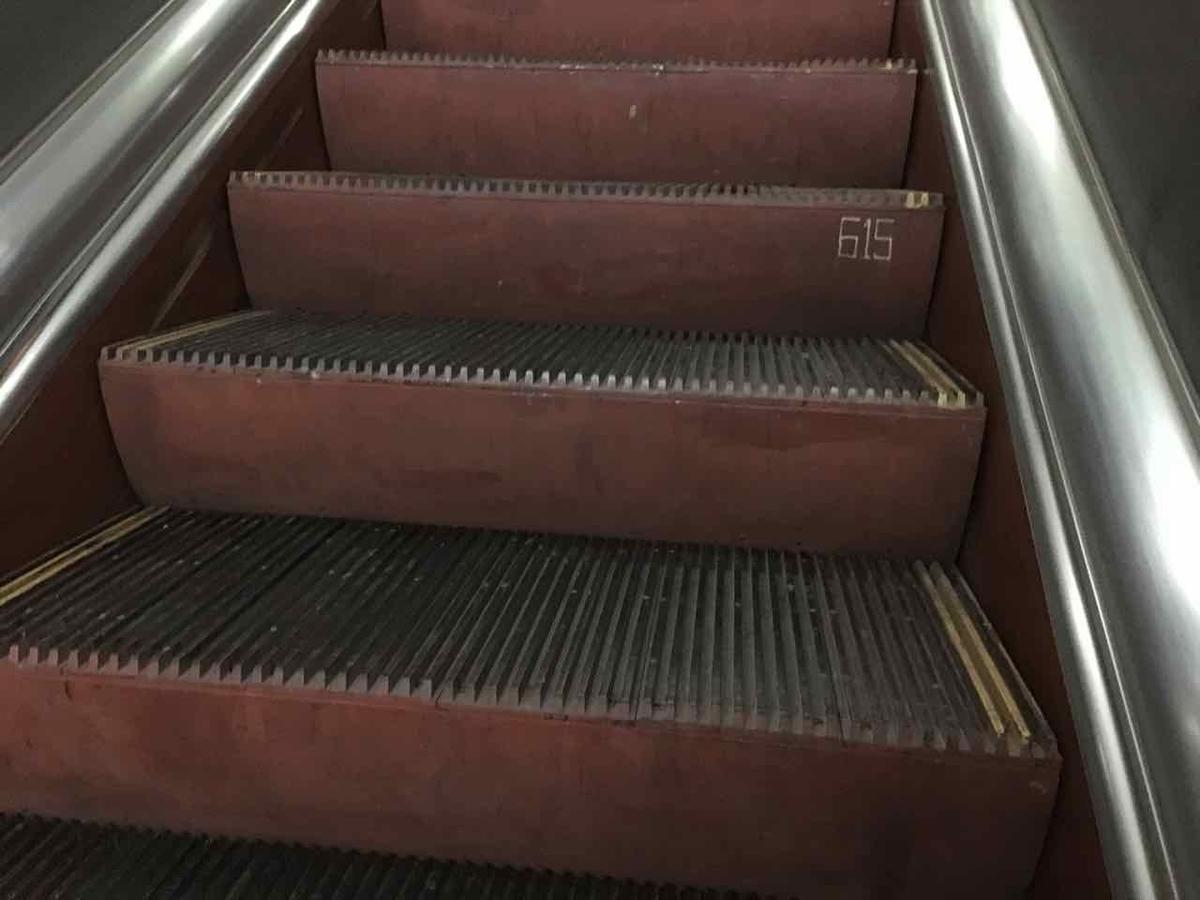 ジョージア トビリシ 地下鉄