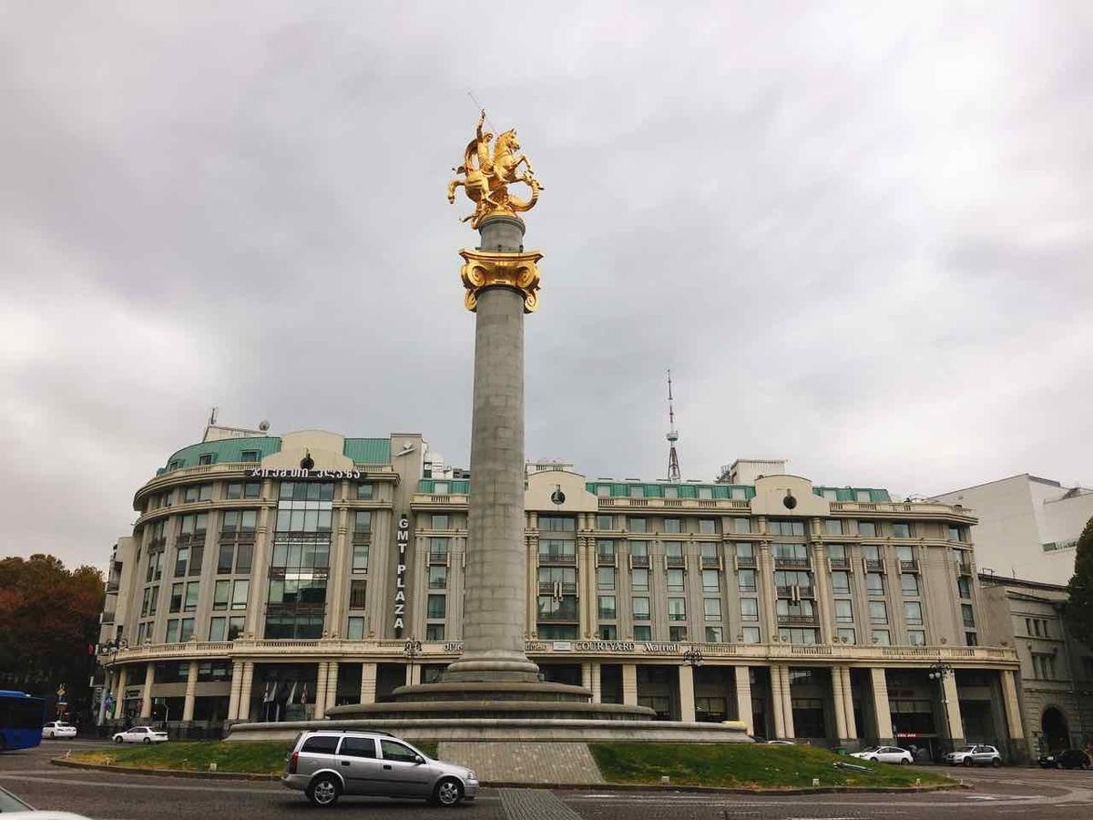 ジョージア トビリシ Liberty Square