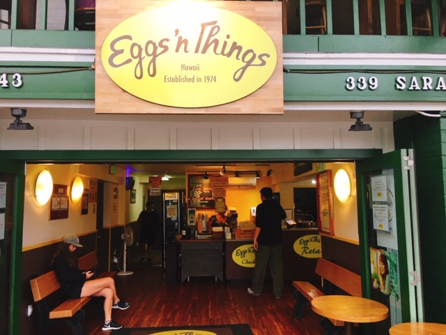 Eggs 'n Things(エッグスンシングス)