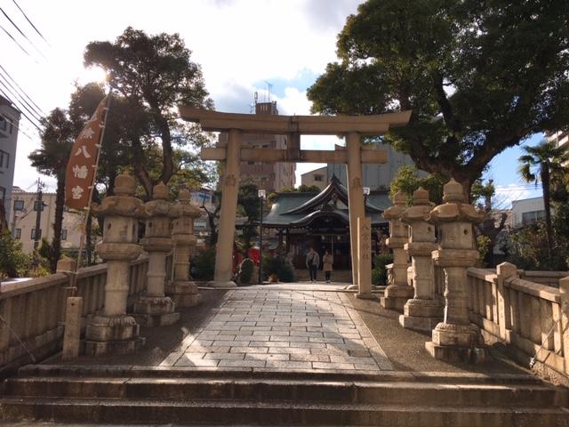 神戸 八宮神社
