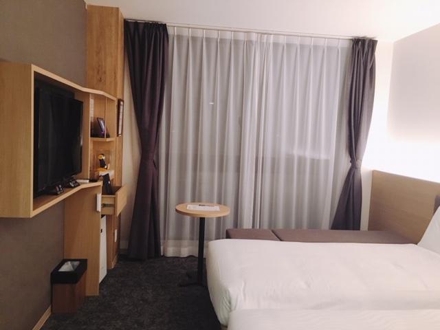 変なホテル 関西空港 部屋