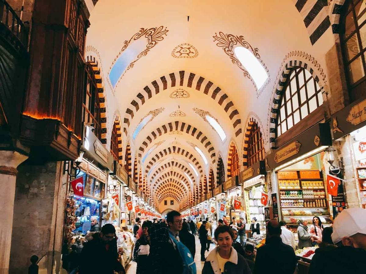トルコ イスタンブール グランバザール