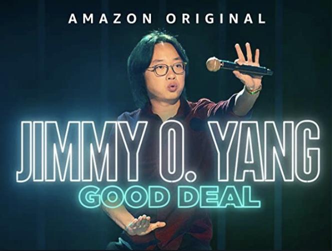ジミー・O・ヤン「人生はお買い得」
