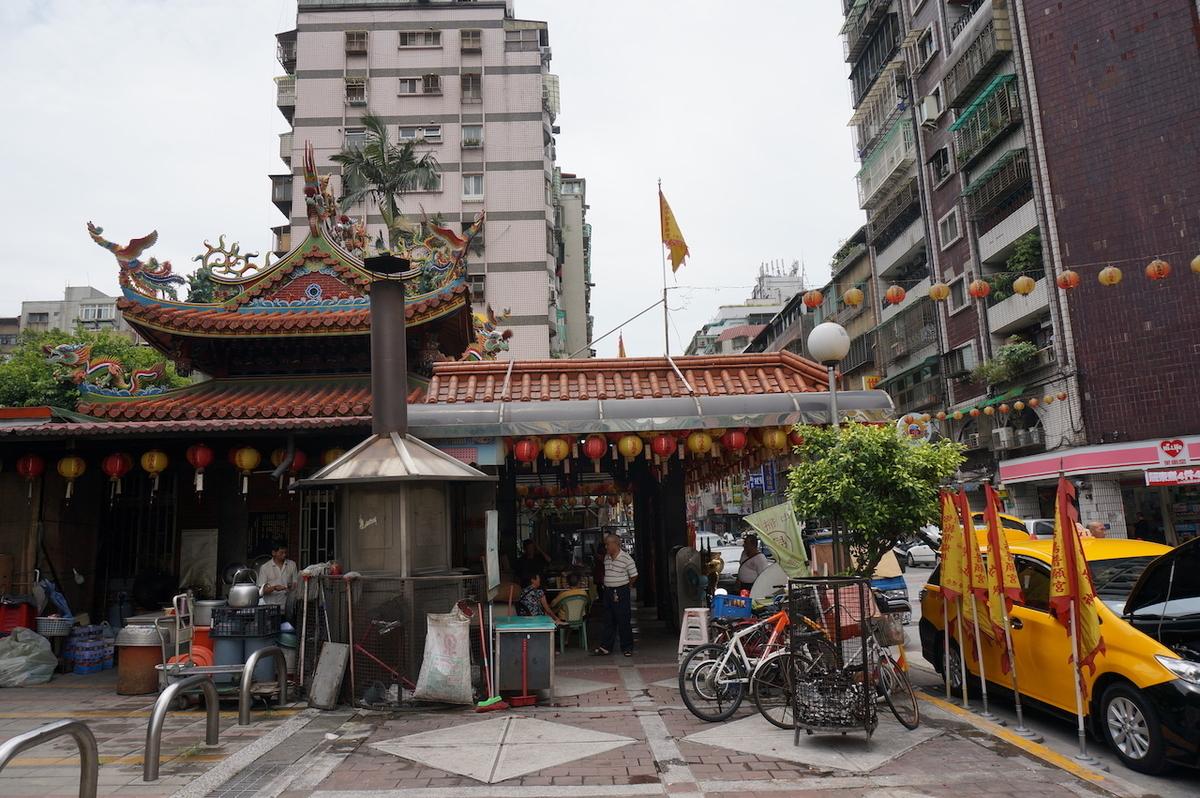 7月の台湾旅行