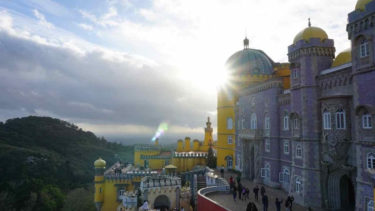 ペーナ宮殿 世界遺産