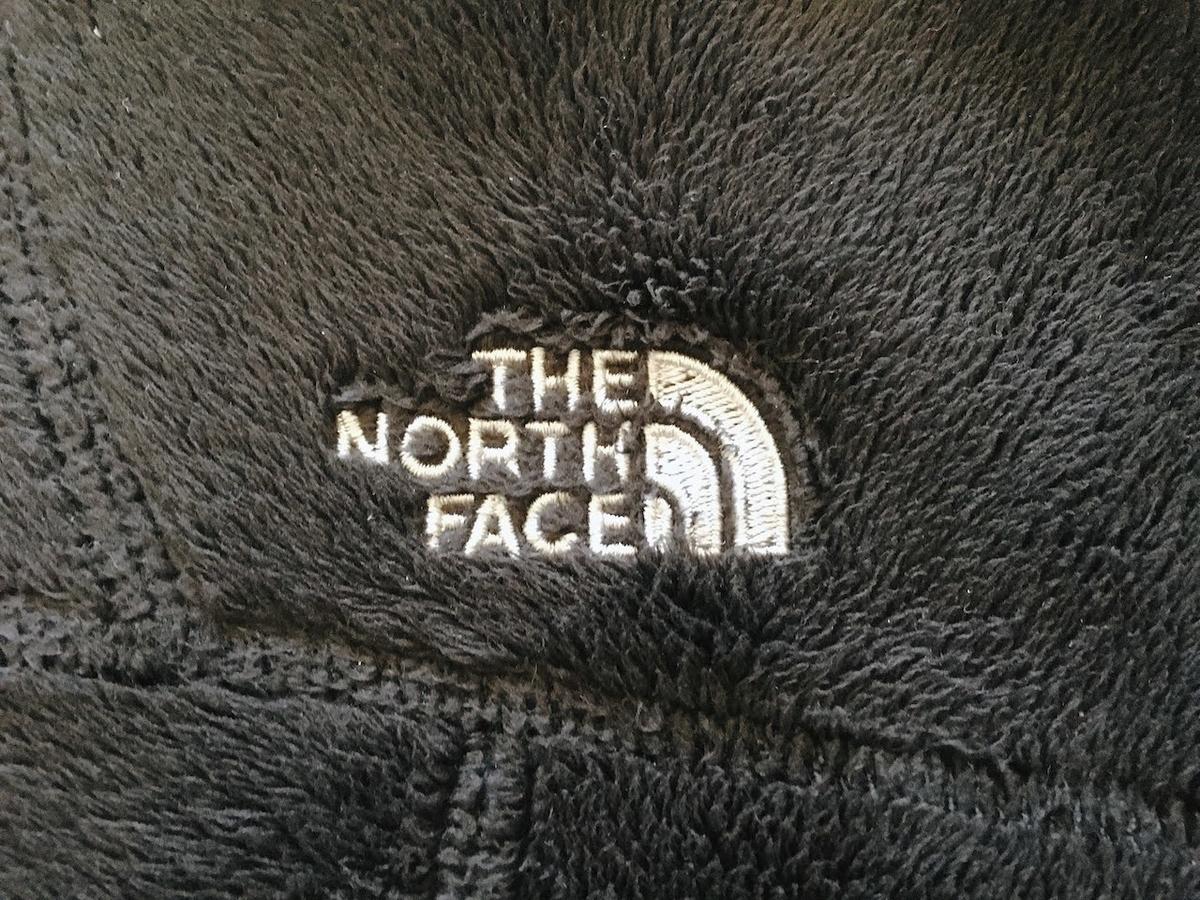 ノースフェースのフリース