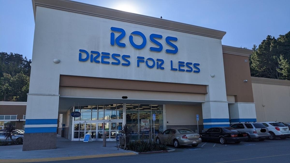 ロスドレスフォーレスとは全米展開のディスカウントストア