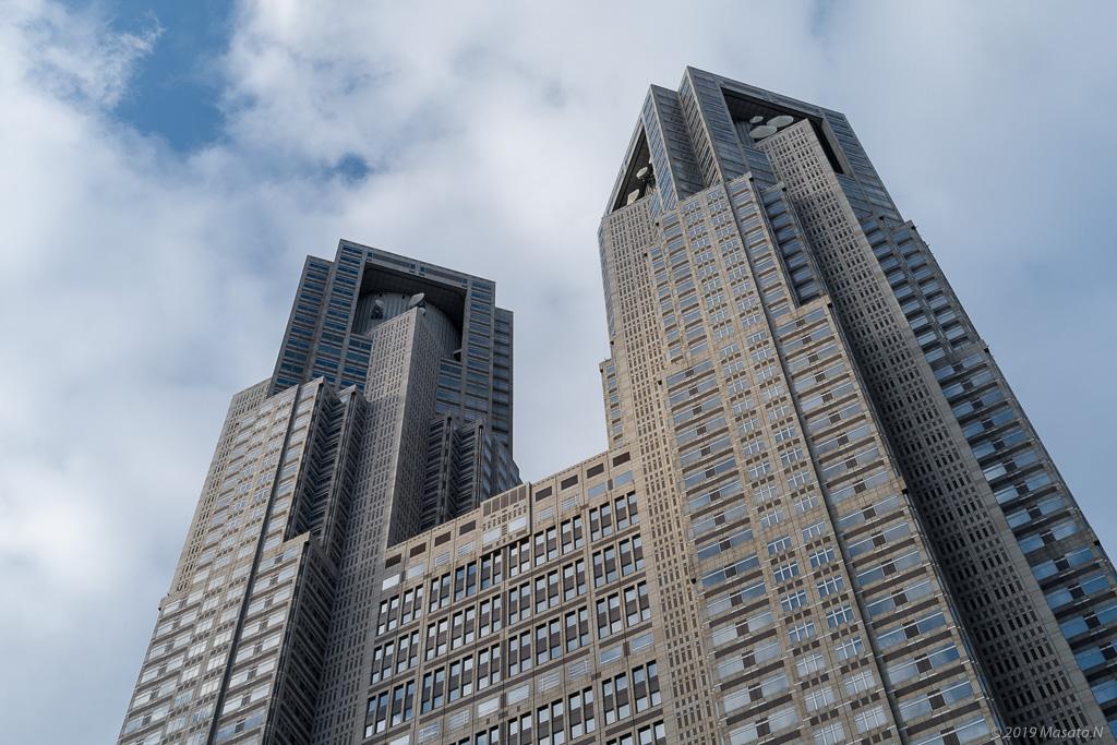 新宿都庁の写真