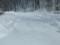 [雪のアプローチ][冬]