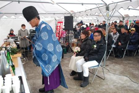 [150219千年祭結婚式]