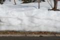 [160321三層の積雪]