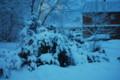 [171212庭降雪]