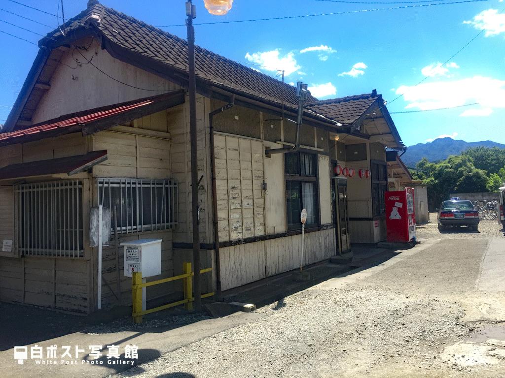 上州一ノ宮駅、別角度から