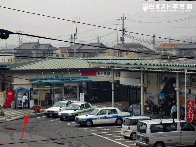 2004年時の竜ヶ崎駅