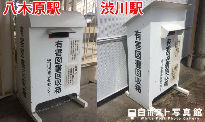 渋川駅タイプと八木原駅タイプの違い