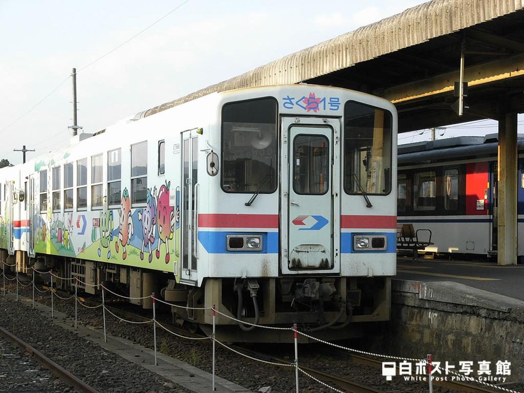 若桜鉄道さくら1号