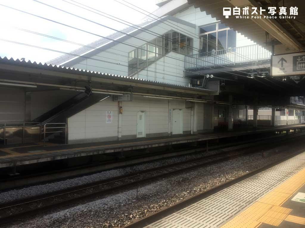 高崎問屋町駅ホーム