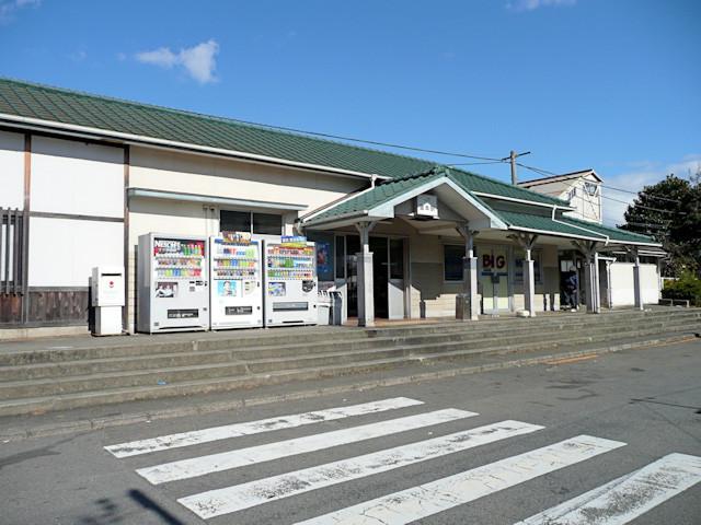 JR徳島線蔵本駅