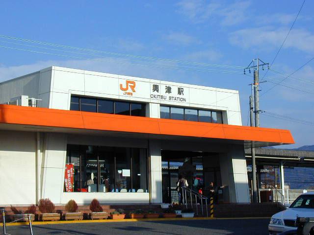 JR興津駅