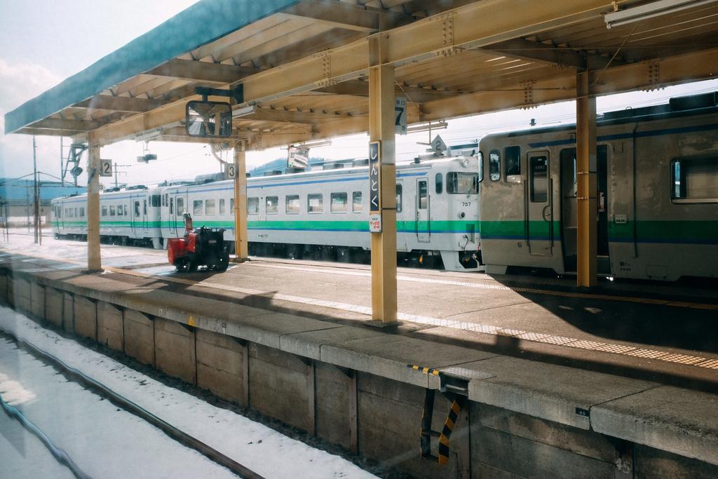 AIRDO20周年ひがし北海道フリーパス_鉄道の旅_スーパーとかち