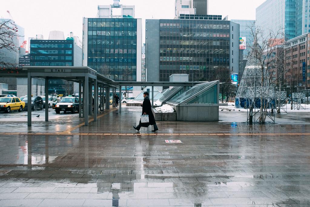 AIRDO20周年ひがし北海道フリーパス_鉄道の旅_札幌駅