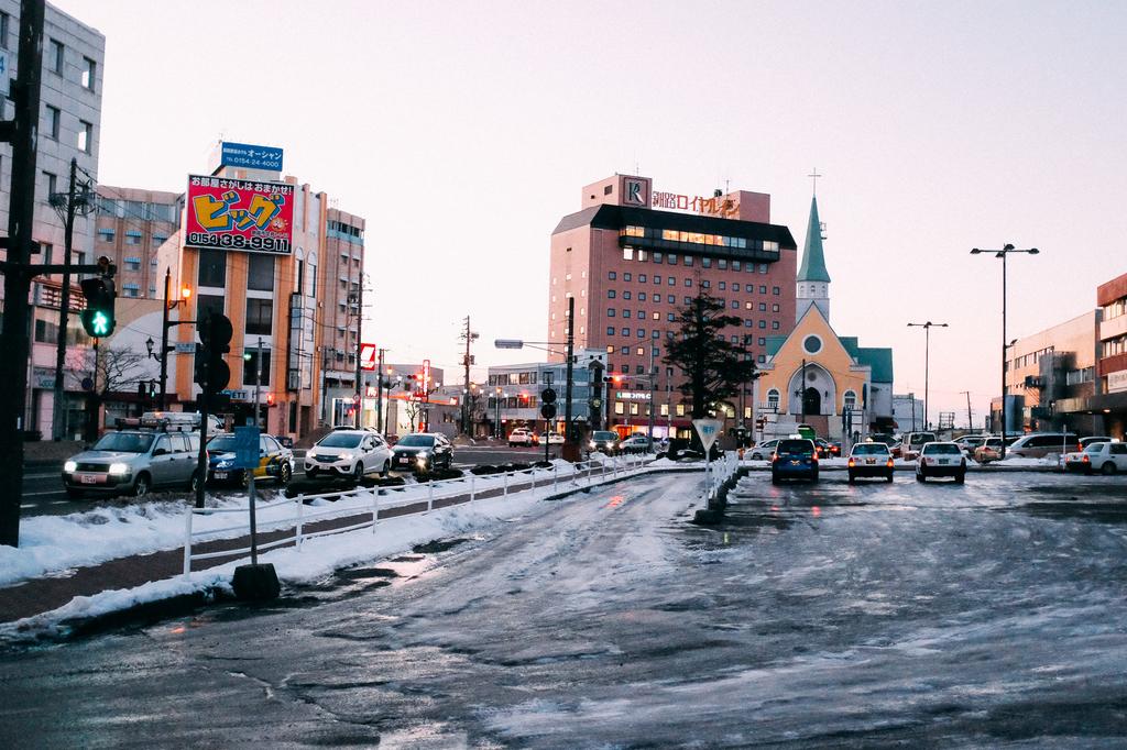 AIRDO20周年ひがし北海道フリーパス_鉄道の旅_釧路駅前