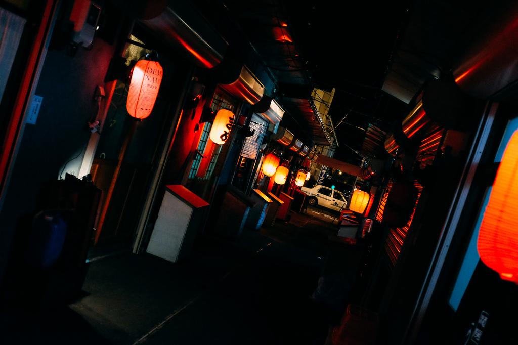 AIRDO20周年ひがし北海道フリーパス_鉄道の旅_釧路_赤ちょうちん横丁