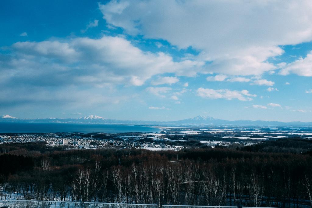 AIRDO20周年ひがし北海道フリーパス_鉄道の旅_網走_オホーツク流氷館