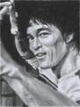 新 絵心教室 Bruce Lee