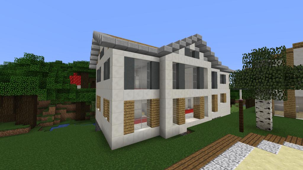 Minecraft街発展にっき , はてなブログ