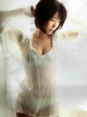 朝長美桜 水着画像5