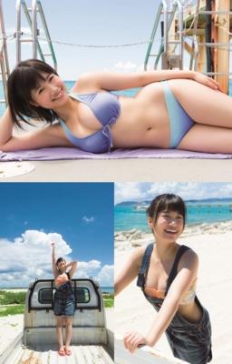 朝長美桜 水着画像3