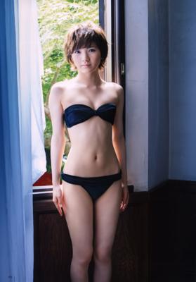 岡田奈々 水着画像5