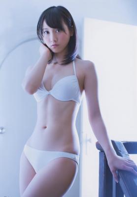 松井玲奈 水着画像2
