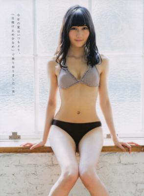 矢倉楓子水着画像