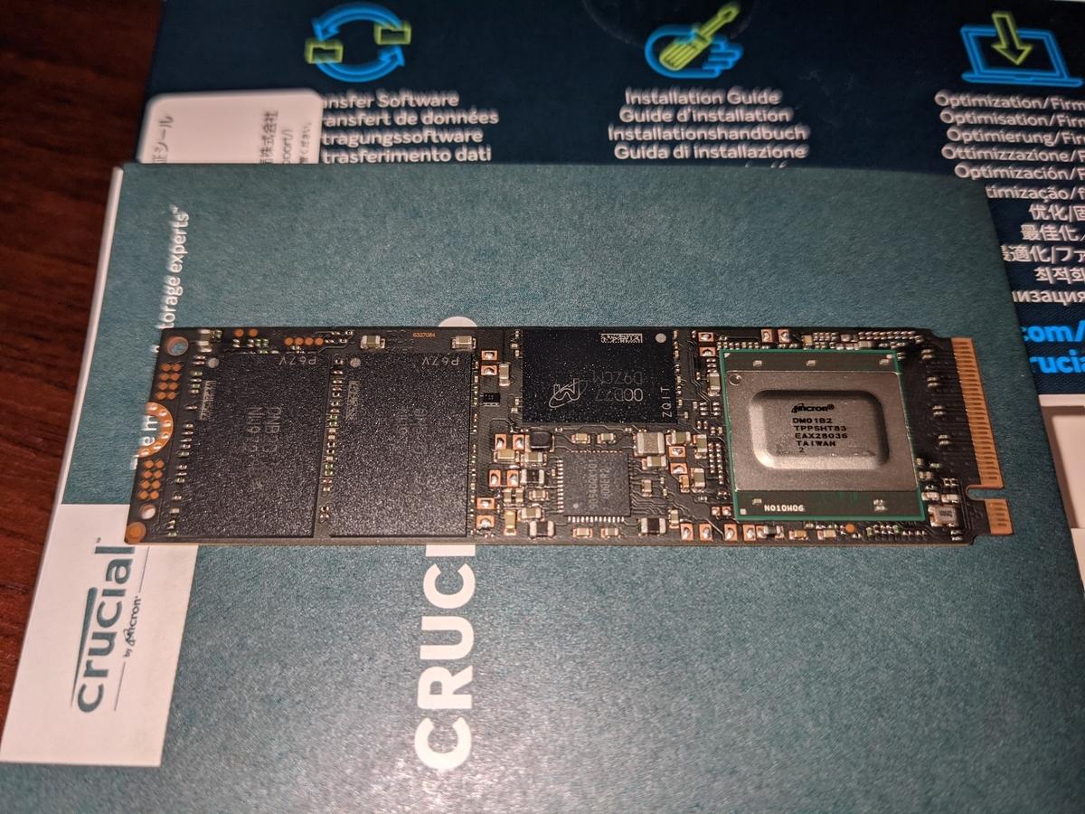 SSD画像