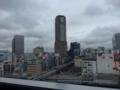 渋谷のヒカリエから観た景色