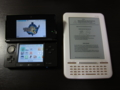 Story HD 大きさ比較 with 任天堂3DS