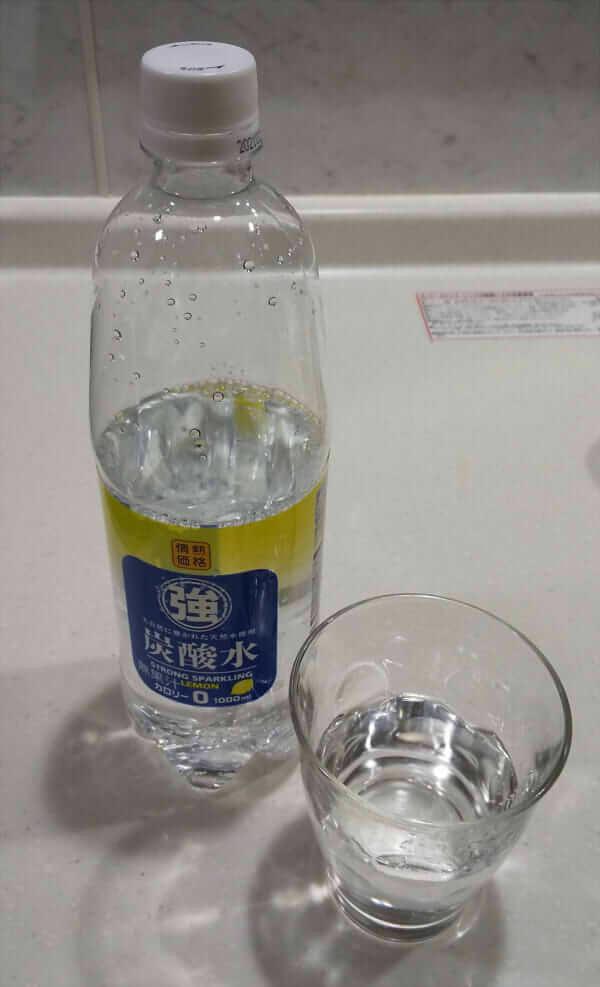 情熱価格 炭酸水