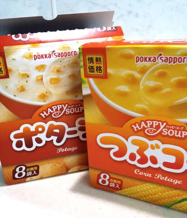 情熱価格 ポタージュ コーンスープ