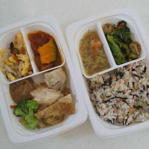 FIT FOOD HOME 解凍方法