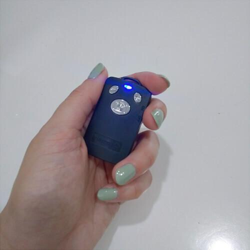 三脚 Bluetoothリモコン スマホ シャッター